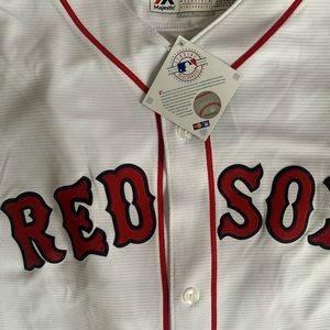 NWT RED SOX jersey men's XL
